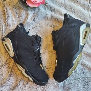 Men's Retro Jordan 6 Low sz 12
